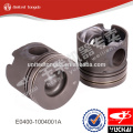 Original YC4E engine piston E0400-1004001A for yuchai
