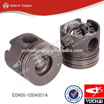 Original YC4E motor pistón E0400-1004001A para yuchai