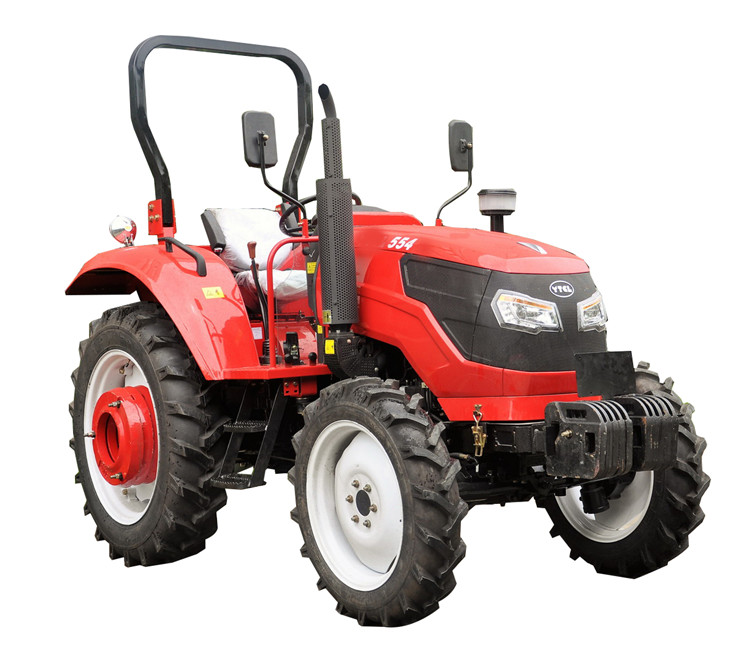 Small Diesel Farming Tractor