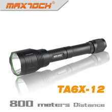 Maxtoch TA6X-12 1000 lúmen lanternas táticas Led Cree
