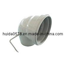 Molde de Injeção Plástica (250mm de Cotovelo 90 Graus)