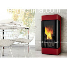 New Indoor Using High Quality Overheatng Protect Wood Pellet Stove
