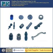Precisión de piezas de recambio de acero fundido personalizado auto