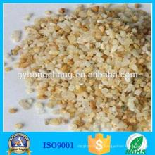 Sable de quartz est adapté pour le traitement de l'eau de l'usine de l'eau pure usine d'eau
