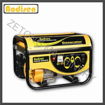 Generador de la gasolina del poder de la gasolina del motor de 2.8kw 7HP Honda con CE