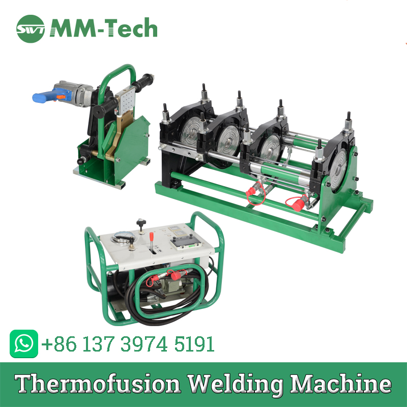 Poly Pipe Welding Machines