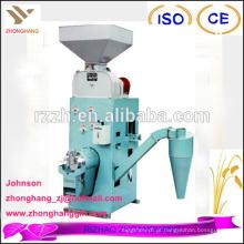 Tipo de LNT AUTO combinado preço da máquina do moinho de arroz