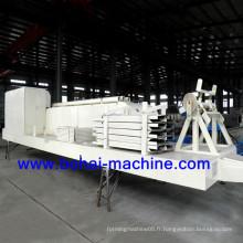 Bohai Curve Roof / Arch Roof Roll formant la machine