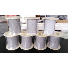 0.25mm  fashion grey reflective yarn
