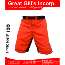 Wholesale high quality make your own mma shorts with sublimation /MMA Short
