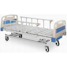 Drei funtions Manuelle medizinische Bett