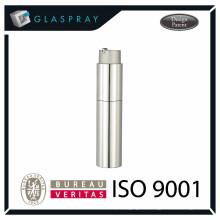 ЭЛИКА поворот вверх Диспенсер 15мл ТУД блестящее серебро многоразового косметической упаковки