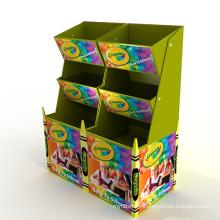Corrugated Cardboard Bulk Candy Displays, Candy Bar Display