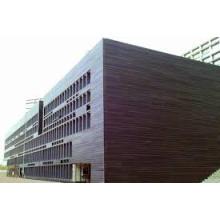 2016 vente chaude WPC Environmental Friendlywall matériaux de décoration