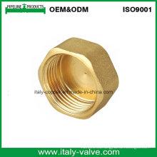 Tapa de latón de calidad superior certificada ISO9001