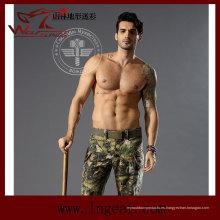 Táctica militar Camo Hunter′s al aire libre pantalones Shooter pantalones