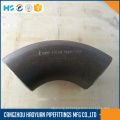 Cotovelo SCH40 Aço Carbono de 90 Graus