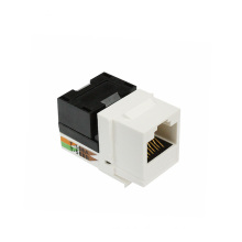High quality 90 degree rj45 cat6 keystone jack
