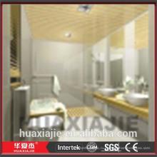 Дешевые панели ПВХ ванной стены