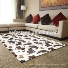 Wholesale faux cowhide rug
