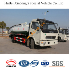 5cbm Dongfeng Septic Pump Truck Euro4