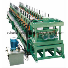 Automatic 5.5kw Hydraulic Power Anode Plate Roll Forming Machinery