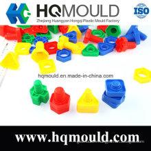 Moule en plastique d'injection de blocs de jouet de Hq