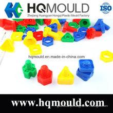 O brinquedo plástico do Hq obstrui a modelagem por injecção