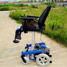 Electric wheelchair BME1022 lift up heavy duty