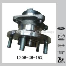 Piezas originales Rueda trasera eje de cojinete para Mazda CX9 M8 L206-26-15XA