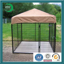 Waterproof Kennel and Pet Dog House, Hot DIP Galvanized Dog Kennel China Factory, Wire Mesh Fencing Dog Kennel