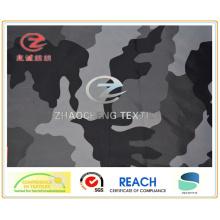 350t Poly Taffeta Grey Desert Camouflage Printing Fabric (ZCBP162)