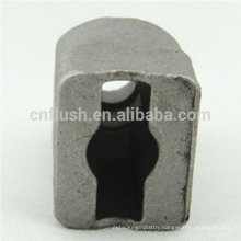 CNC machining parts and forged steel parts