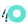 Волоконно-оптический скремблер с многомодовым оптоволоконным кабелем длиной 0,9 мм и одномодовым оптоволоконным кабелем