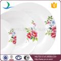 Elegante cerámica 20 / 30pcs cena conjunto
