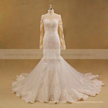 Длинным рукавом Большие сиськи мусульманский хиджаб свадебное платье свадебное лехенга для продажи