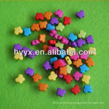 Cuentas sueltas de plástico Huangyan