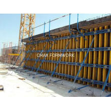 Custom High Security H20 Timber Beam Formwork for Straight