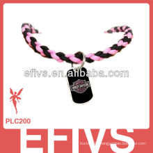 High quality paracord promotional lanyard made in china