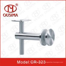 AISI304 Soporte para pasamanos en acero inoxidable AISI316