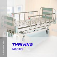 Cama médica manual con tres funciones (THR-MB002)