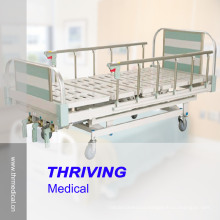 Manual Medical Bed with Three Functions (THR-MB002)