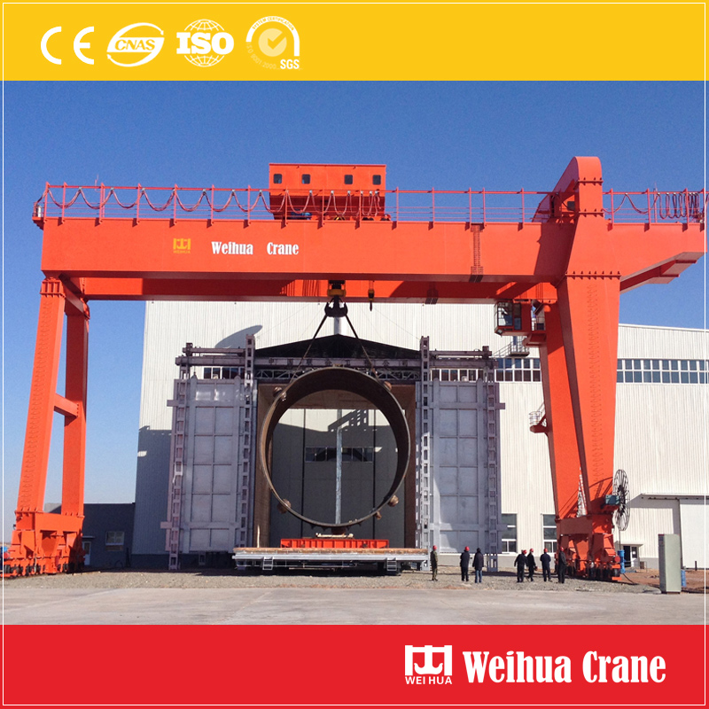 Double Girder Gantry Crane 10