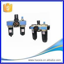 Combinação UFRL-02/03/04 do filtro de ar do tratamento da fonte de ar da alta qualidade (copo de Matel)