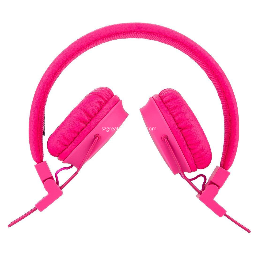 wired phone headset with microphone