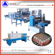 Collective Bottles Secondary Shrink Packing Machine