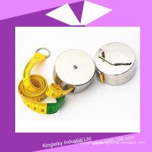 Cinta de medición del paño de la cinta de la medida de la caja del metal para el regalo (BH-015)