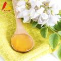 Exporter le miel d'acacia brut naturel