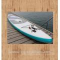 Новое Прибытие~хороший дизайн серебро накладка Раздувной sup весло доска для продажи в новом сезоне/оптовая раздувной sup весло доска
