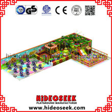 Children Indoor Playground Equipment in Shop